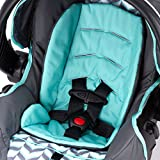 Image of the Evenflo Vive Travel System with Embrace, Spearmint Spree