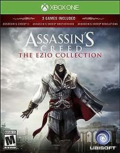 Ubisoft Assassin's Creed: The Ezio Collection Anthology PlayStation 4 ENG - Juego (Antología, PlayStation 4, Acción / Aventura, M (Maduro), Inglés, Virtuos)