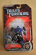 Universal Studios Transformers The Ride Exclusive Deluxe Evac Autobot Action Figure