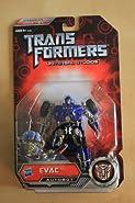 Universal Studios Transformers The Ride Exclusive Deluxe Evac Autobot Action Figure