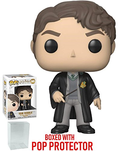 Funko Pop! Movies: Harry Potter - Tom Riddle Vinyl Figure (Bundled with Pop Box Protector Case)
