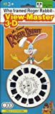 Disney's Who Framed Roger Rabbit ViewMaster 3 reel Set - 21 3d Images