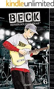 BECK Vol. 6 (comiXology Originals)