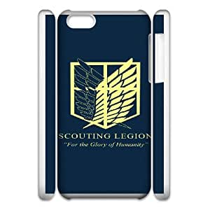 Attack On Titan for iphone 6 Plus 5.5 3D Phone Case Cover 69FF738825