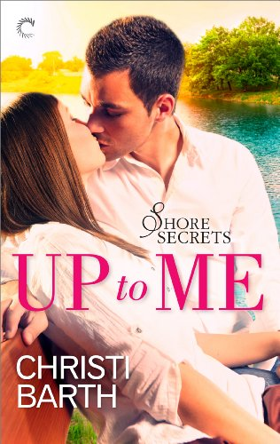 book cover of Up to Me