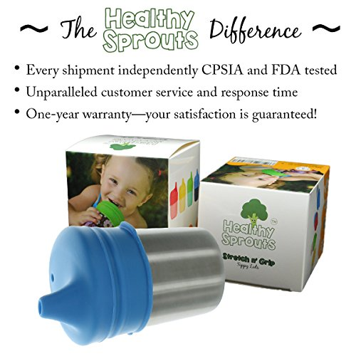 Buy non plastic sippy cups