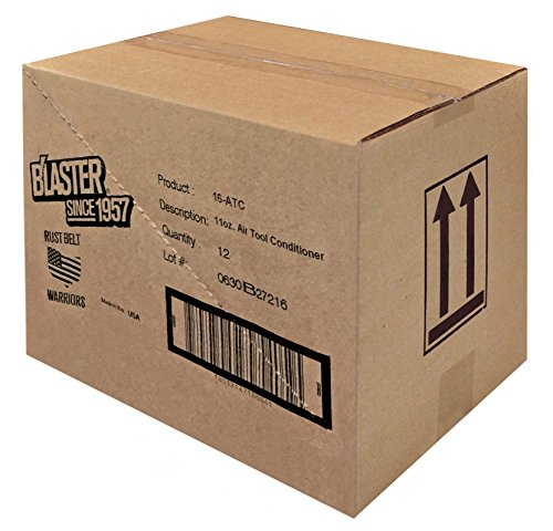 B'laster 16-ATC-12PK Professional Air Tool Conditioner - 11-Ounces - Case of 12