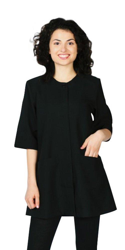 Smockers Betty Professional Salon Smock Stylist Jacket Cosmetology Uniform