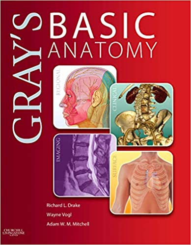 Gray\'s Basic Anatomy with Student Consult: 9781455710782: Medicine ...