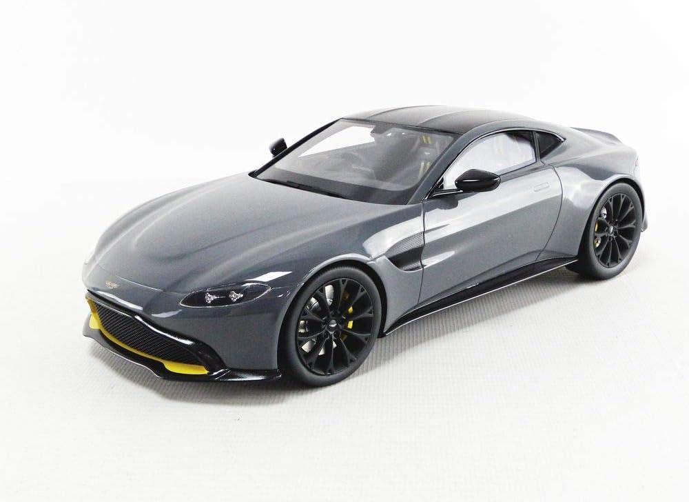 True Scale Miniatures Ts0185 Aston Martin Vantage China Grey Scale 1 18 Collector S Item Miniature Amazon De Spielzeug