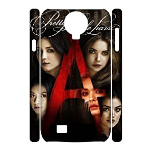 HOPPYS Cell phone Cases Pretty Little Liars Hard 3D Case For Samsung Galaxy S4 i9500