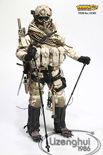 VeryHot VH U.S. Navy Seal Polar Mountain Striker Sand Version 1038S (Without Body And Head)