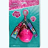 Disney Princess Ariel Keychain with Charm and Accessories (Ariel Puff)