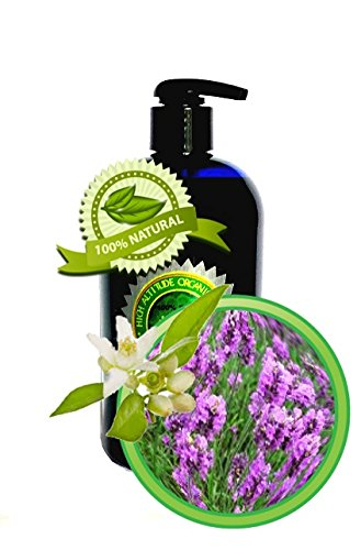FALL HARVEST Massage Oil 100% All-Natural and Organic - 16oz