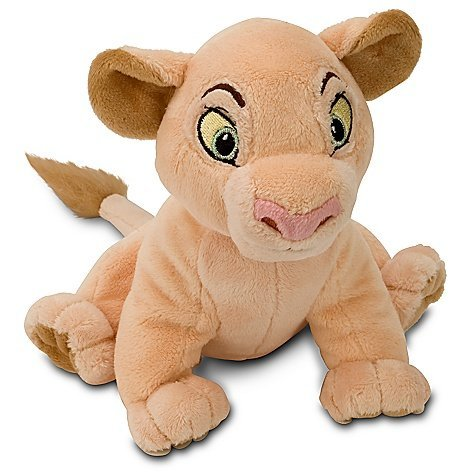 - The Lion King Mini Bean Bag Plush Toy -- Nala