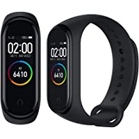 Xiaomi Smart Band 4, Adultos Unisex, Negro, Talla