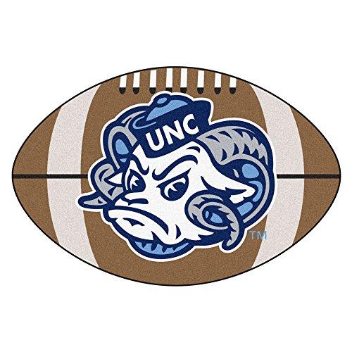 (University of North Carolina Tar Heels Football Area Rug)