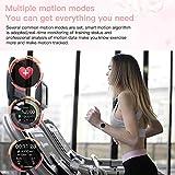CatShin Smart Watch for Women,Fitness Tracker