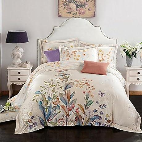 Sucastle Bedding Satin Long Staple Cotton Four Piece Cotton Bedding Sucastle Size 220240