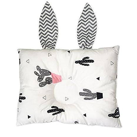 Favourall - Almohada para bebé, cómoda posición de la cabeza ...