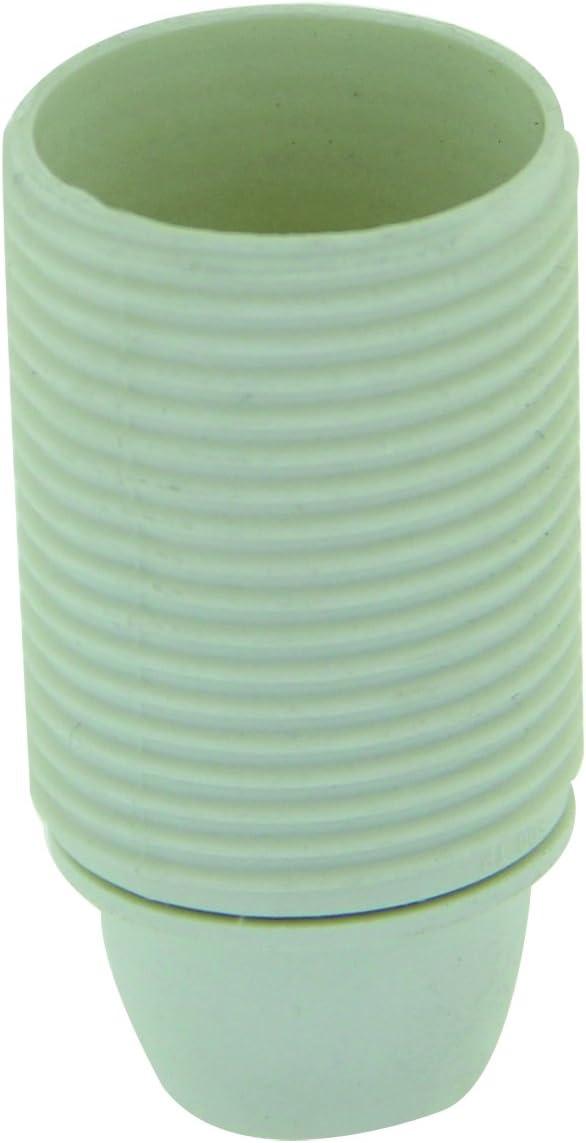 Voltman VOM530207 Accessoire dEclairage Douille Lisse Plastique E27 Noir