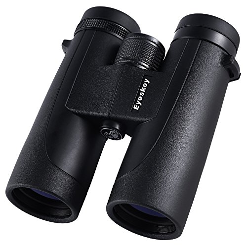 Eyeskey 10x42 Waterproof Binoculars for Adults with high Sta