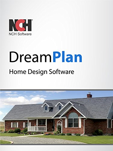 DreamPlan Home Design and Landscaping Software [Download] (Easy Home Design Software)