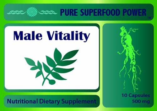 Male Vitality Effective Enhancement Testosterone