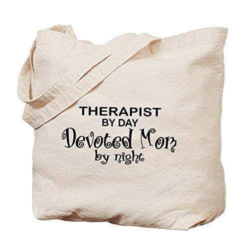CafePress–Therapist dedicato mamma–Borsa di tela naturale, panno borsa per la spesa
