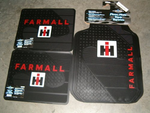 International Harvester Ih Farmall Floormats