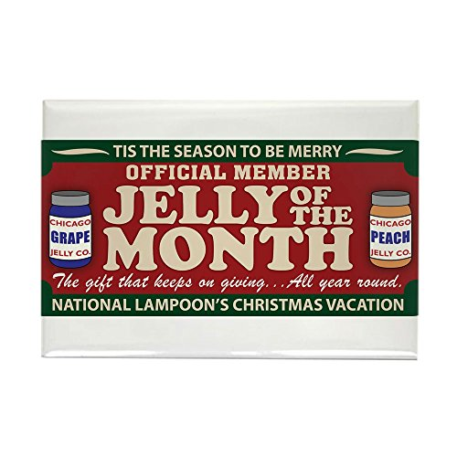 CafePress CHRISTMAS VACATION Rectangle Refrigerator