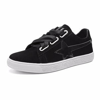 Moonwalker Chaussures Pour Hommes En Cuir (37 Eur, Noir)