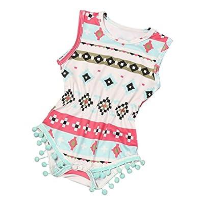 Baby Clothes, Bestpriceam Newborn Toddler Printing Bodysuit Romper Jumpsuit