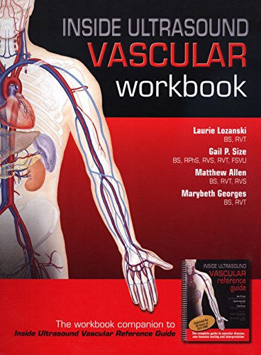Inside Ultrasound Vascular Workbook by DAVIES PUBLISHING,INC