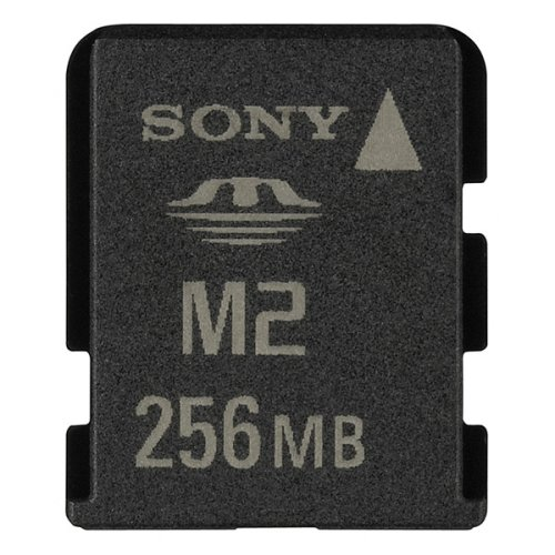 Sony Memory Stick Micro (M2) 256MB (Retail Package) ()