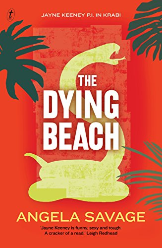 The Dying Beach (A Jayne Keeney PI Mystery)
