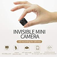 SQ11 HD Micro Camera, 1080p Night Vision Sensor DV, DVR Camera Video Recorder,Portable Home Security Surveillance Spy Hidden Camera