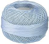 Handy Hands Lizbeth Premium Cotton Thread, Size 40, Denim Blue Light
