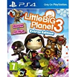 Little Big Planet 3 PS4 Extras Edition