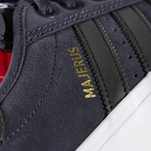 Adidas Originaler Menns Adi-ease Premiere Mote Sneaker Grå / Svart-hvitt