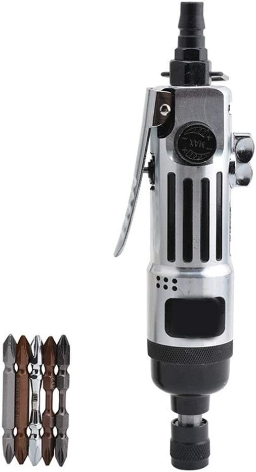 Portable Practica Pneumatic Products Powerful High Power Wind Batch,Pneumatic Screwdriver Industrial Grade Hand Tool Hand Tools Industrial