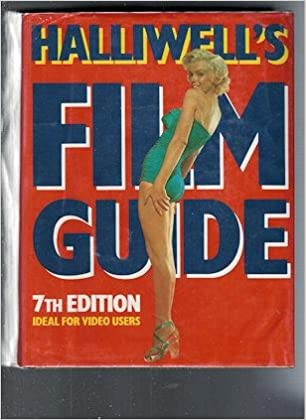 Book Halliwell's Film Guide, Seventh Edition