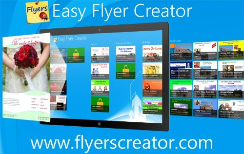 easy flyer creator 2 0 design flyers business flyer import it all