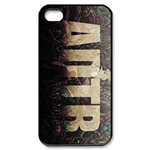 Customize Famous Rock Band A Day To Remember Back Case for iphone4 4S JN4S-1721