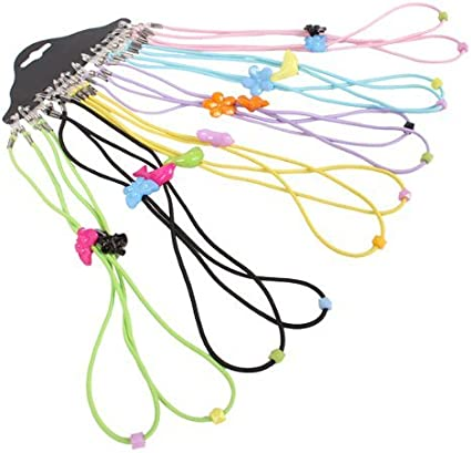 Elastic Kid Eyeglasses Rope Cords Chains Holder