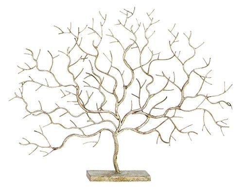 Deco 79 74779 Metal Tree Sculpture, 32
