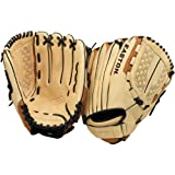 "Left Handers (Throws with Left/Glove on Right Hand) Easton ""Game Ready"" Adult 12 1/2 Softball Glove"