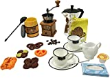 Little Barista Brew & Serve Espresso Coffee Maker with Pastries...