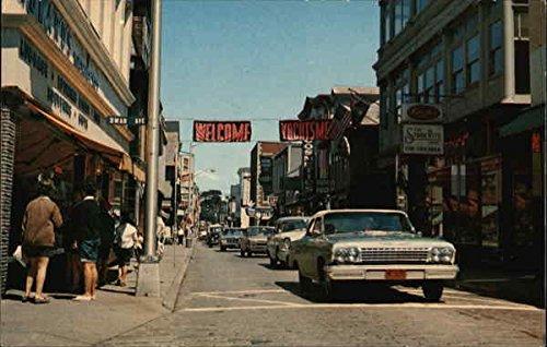 Thames Street Newport, Rhode Island Original Vintage - Street Newport Thames