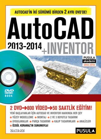 AutoCAD 2013 - 2014+Invertor